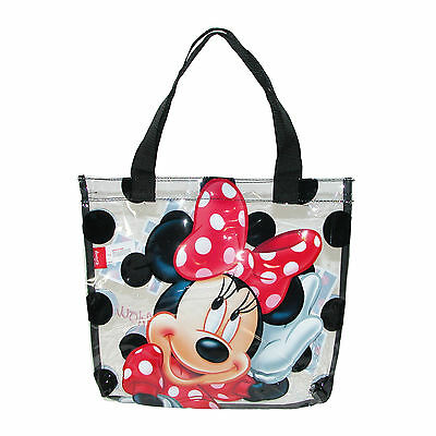 New Disney Minnie Mouse It's All About Me Tote Bag