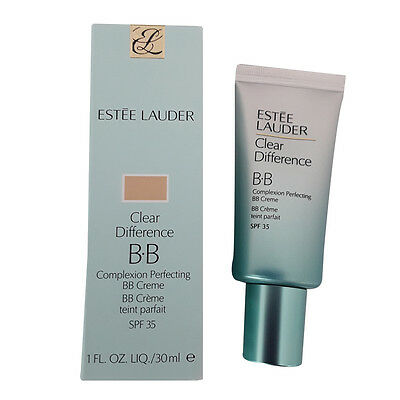 Estee Lauder Clear Difference BB Complexion Perfecting 1 Light/2 Medim/3 Deep