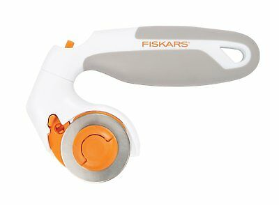 Fiskars 45mm 190180 Adjustable Rotary Cutter Right or Left Hand Handle NEW