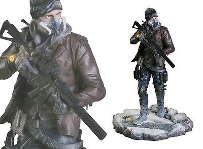 "The Division - 9"" SHD Agent Vinyl Statue Action Figure - NEW & SEALED"