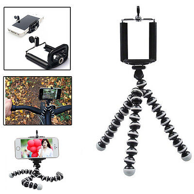 Flexible Mini Octopus Stand Tripod Gorilla Pod For Samsung iPhone7 Gopro