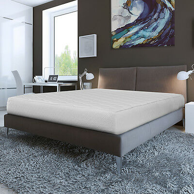 10 inch Best Queen Size Memory Foam Mattress Quilted Top for added Comfort
