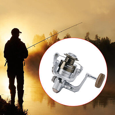 Yumoshi Small Type Fishing Wheel Metal Aluminum alloy High Speed Ratio 5.5:1 AU