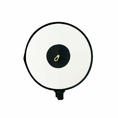 44cm Easy-Fold Flash Round Ring Softbox  Reflector for Canon Pentax Speedlite