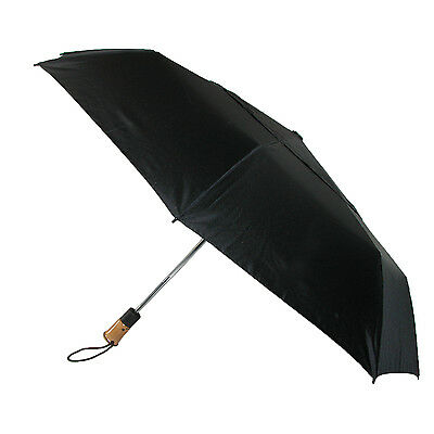 New ShedRain Ecoverse Eco-Conscious Auto Open & Close Vented Compact Umbrella