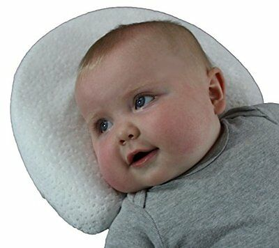 Baby Head Shaping Memory Pillows Foam Pillow & Bamboo Pillowcase. Luxury Baby to