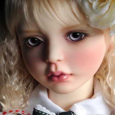 DOLLMORE BRAND NEW Lusion Doll - Tell me Daish ( Make-Up)