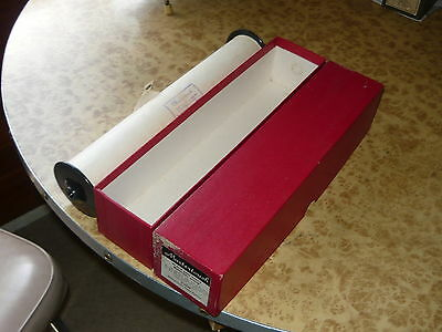 B&W Minstrel Show Pianola Piano Roll Vintage Mastertouch G6439