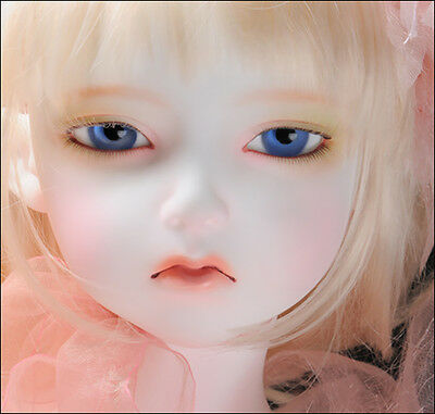 DOLLMORE BJD NEW Lusion Doll - Snow Dahlia (MAKE UP)