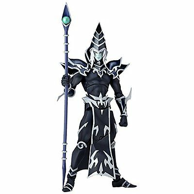 Vulcanlog 010 Yu-Gi-Oh king ribonucleic Black Magician action figure Japan