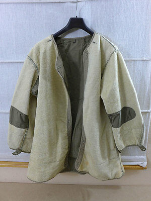 ORIG. US WOOL Innenfutter LARGE Liner f M-1951 Fishtail MOD Shell Parka M-51