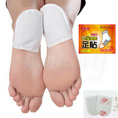 2/10 X Body Stick Lasting Heat Patch Keep Hand Foot Warm Winter Warmer Paste Pad