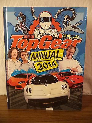 BBC Top Gear The Official Annual Comedy Motoring Book 2014 Jeremy Clarkson