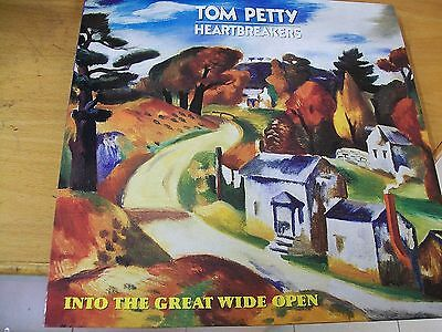 Tom Petty And The Heartbreakers Into The Great Wide Open Lp  Raro Germany