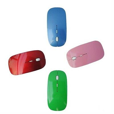 Wireless Optical Mouse 2.4GHz Quality Mice USB 2.0 for PC Laptop RW