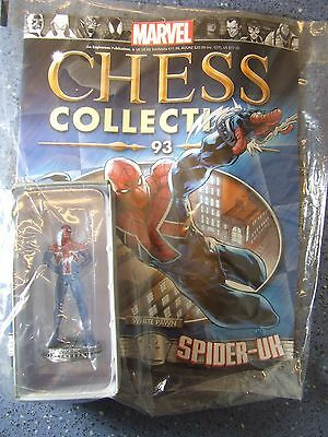 Marvel Chess Collection Mo. 93 Spider-UK White Pawn