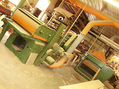 """$2000 Off ! 36"""" Oliver thickness  Planer Model 2269, 4 knife hd great condition"""