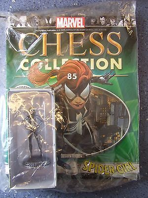 Marvel Chess Collection No. 85 Spider Girl White Pawn