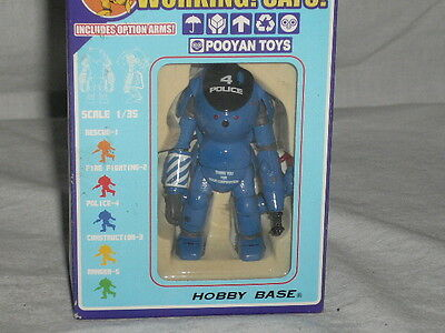 Pooyan Toys - Hobby Base - 1/35 - Police Roboter - OVP