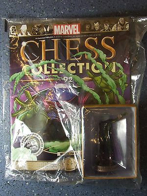 Marvel Chess Collection No. 92 Mysterio Black Pawn