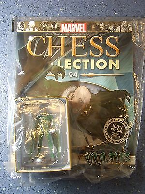 Marvel Chess Collection No. 94 Vulture Black Pawn