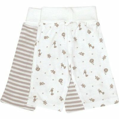 Under the Nile - Rolled Waist Pant - Newborn-3 month - Animal Print
