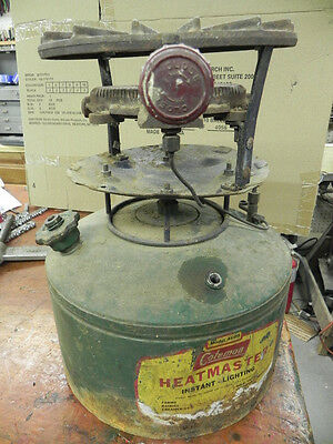 VINTAGE COLEMAN HANDY Gas Plant Stove Model 460G *parts Or Repair* As Is