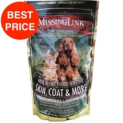 Missing Link Wellness Blend Dogs/cats Vegetarian Super Food Supplement