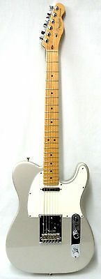 2008-2012 Fender American Standard Telecaster Blizzard Pearl Electric Guitar