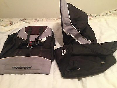 SEAT, CANOPY & STORAGE BASKET for Baby Trend Expedition Jogger Stroller