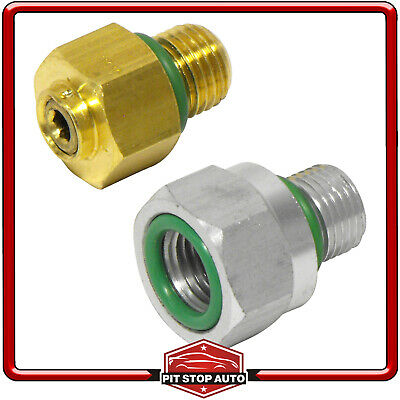FORD OEM AC A//C Air Conditioner-High Pressure Relief Valve F1CZ19D644A