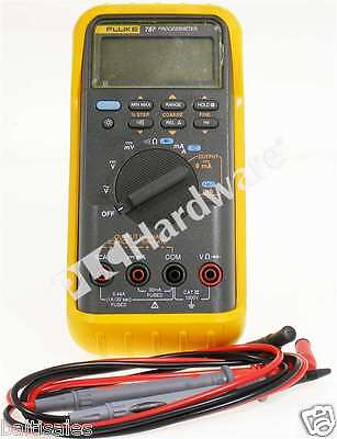 Fluke 787 ProcessMeter Digital Multimeter Loop Calibrator Lead Set