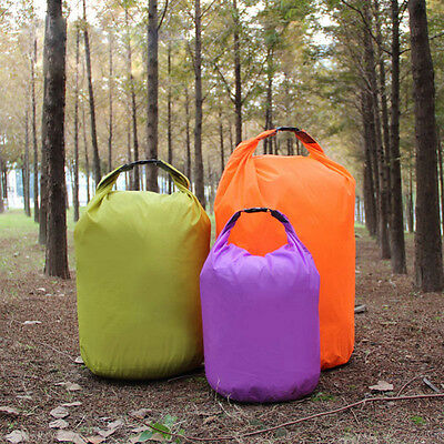 Waterproof Dry Bag 20-40-70L Outdoor Hiking Fishing Sack Storage Carry Pouch