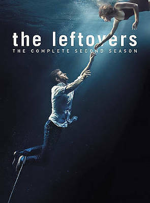The Leftovers: The Complete Second Season 2 (DVD, 2016, 3-Disc Set)