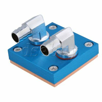 1 PCS Water Cooling Block Waterblock CPU Cooler With 3mm Thick Pure Copper Base