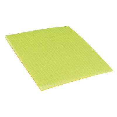 Ecotech Sponge Cloths 200 x 180mm Yellow SC100