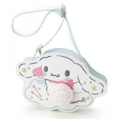 Sanrio Cinnamorol 15th Mini Shoulder Bag Feather From Japan New Free Shipping