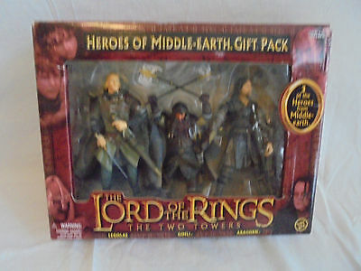 Lord of the Rings - The Two Towers - Heroes of Middle-Earth Gift Pack