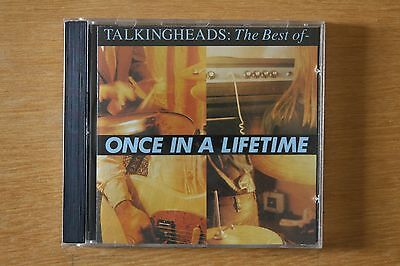 Talking Heads  ‎– Once In A Lifetime - The Best Of    (C199)