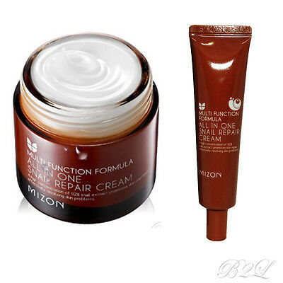 [MIZON] All In One Snail Repair Cream  35ml or 75ml