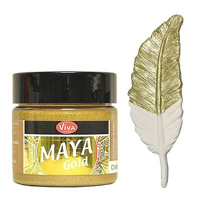 Maya Gold 45ml -Champagner-