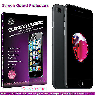 5 Pack Excellent Scratch Protection High Quality Thin Film LCD Screen Protectors