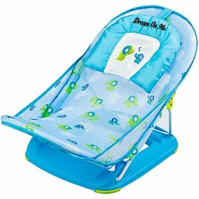 Dream On Me Purity Infant Baby Bather Light Blue