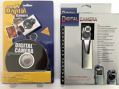 LOT OF 50 MINI DIGITAL  KEAYCHAIN AND COMPUTER CAMERAS $1 each  WHOLESALE