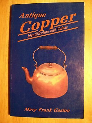 VINTAGE COPPER $$$ id PRICE GUIDE COLLECTORS BOOK