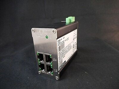 Red Lion N-TRON 104TX 10/100BaseTX Industrial Ethernet Switch with 4 Ports