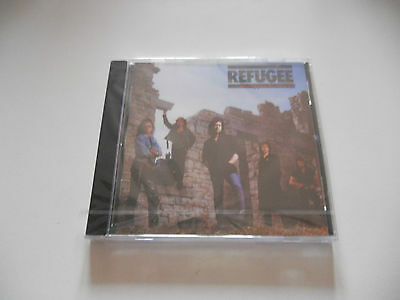 """Refugee """"Burning from the inside out"""" AOR cd 1987 reissued 2008 New Sealed"""
