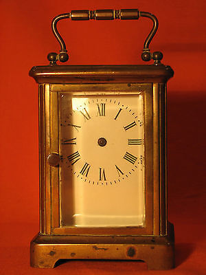 Pendule d'officier Pendulette a restaurer Officer Clock Offizier Uhr Orologio