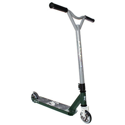 Grit Elite 3 Green/Grey Stunt Scooter. Grit Scooter Stunt Scooter £40 OFF RRP