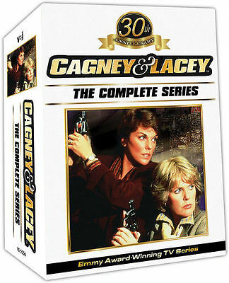 CAGNEY AND LACEY - THE COMPLETE SERIES (20 disc set) - DVD - Region 1
